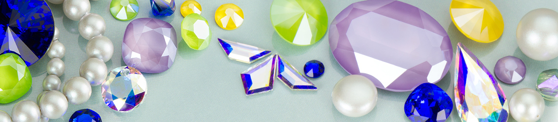 Swarovski Crystal Beads by Color