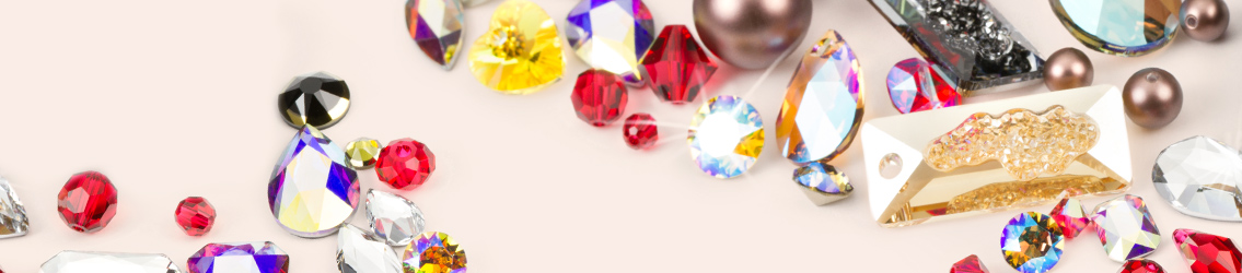 PRESTIGE Crystal Beads by Style