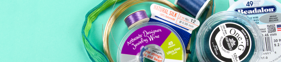Jewelry Wire & Stringing Materials
