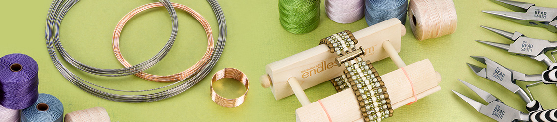 The BeadSmith Beads and Jewelry Supplies