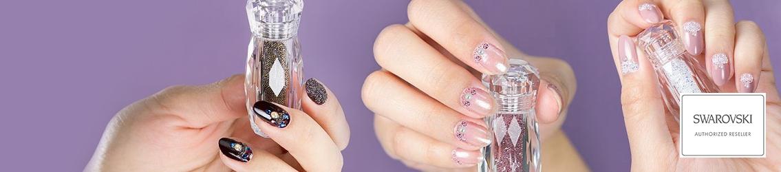 Swarovski Crystalpixie Nail Art
