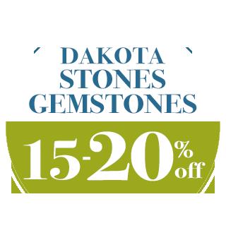 Dakota Stones Sale 15-20% Off